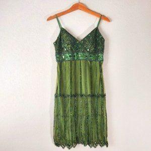 Sue Wong Sequin Dress